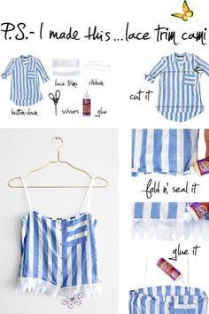 Diy Clothes Rack, Diy Clothes Refashion, Sewing Clothes, Diy Clothes Tops, Diy Upcycled Clothing No Sew, No Sew Refashion, Refashioning Clothes, Upcycling Clothing, Refashion Dress