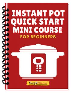 Instant Pot Pressure Cooker, Pressure Cooker Recipes, Best Instant Pot Recipe, Learn A New Language, International Recipes, Meals For One, Recipe Collection, Easy Meals, Crockpot