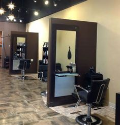 hair colouring hair salon stations