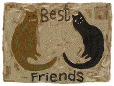 rug hook, hook rug, shops, rughook, sweet friendship, rugs, folk artist