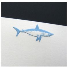 Engraved and then embossed Happy Shark Week 2012 Happy Shark, Terrapin, Shark Week, Whale, Printing, Fun, Animals, Animales, Whales