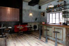 cool bar/cafe