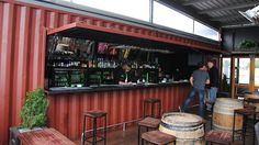 shipping container commercial kitchen - Google Search