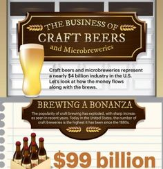 Craft Beer do-it-yourself infographic