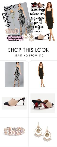 """""""shein 9/VI"""" by obsessedwithnicestuff ❤ liked on Polyvore featuring WithChic and Blue Nile"""