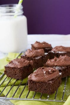 Quinoa Brownies - Cooking Quinoa.