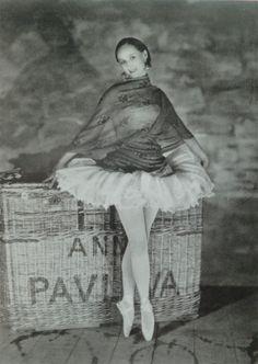 James Abbe 1927 Anna Pavlova