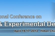 Conference on #Dermatology : OMICS Publishing Group successfully conducted the 3rd International Conference on #Clinical & Experimental Dermatology, during the period of April 15-17, 2013 at Hilton Chicago, USA.