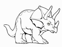 Dinosaurs Kids Coloring ActivitiesI Can Draw Dinosaur Pictures And Pages