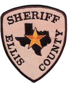 Ellis county Sheriff TX