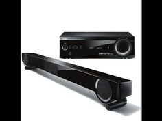 Yamaha YHT S401BL Front Surround Home Theater System
