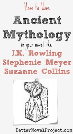 """Harry Potter meets the myth. Bella Swan discusses myths. Katniss Everdeen fights like a myth.  The use of a familiar myth helps make the magic more plausible because you already have practice in imagining these fantastic gods and creatures. They already exist in our communal memory, and I think we are just as eager as the YA hero to make the leap and believe that the magic is real."""""""