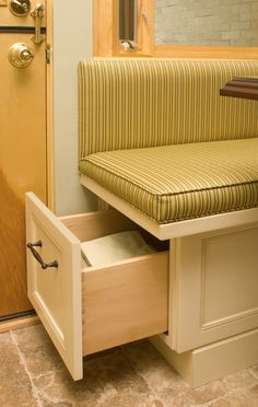 storage Kitchen Booth designs