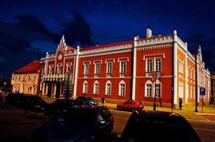 Zgrada opstine Vrsac - The Municipality of Vrsac:
