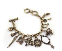 Cool retro mirror frog bracelet ,shop cheap fashion jewelry at www.favorwe.com