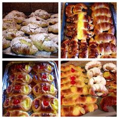 No Bake Desserts, Dessert Recipes, Desserts Around The World, Argentina Food, Good Food, Yummy Food, Empanadas, Sweet Bread, International Recipes