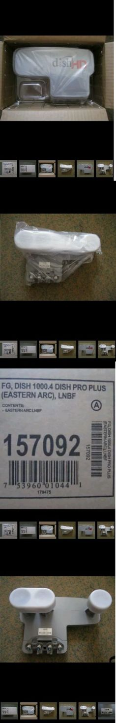 Satellite LNB Downconverters: Brand New 157092 Dish Network 1000.4 Dish Pro Plus (Eastern Arc), Lnbf Dpp -> BUY IT NOW ONLY: $39.99 on eBay!