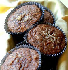 Carrot Muffins - Sweet Ali's Gluten Free Bakery - Hinsdale, IL. www.sweetalis.com
