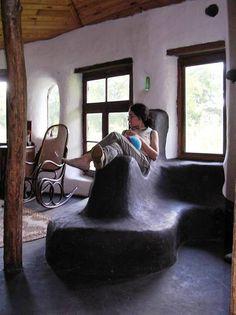 Built in furniture - Cobb House Interior