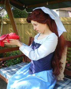 Adorable! Day Dresses, Girls Dresses, Ariel Cosplay, Reference Images, Free Images, Photo And Video, Dresses Of Girls, Dresses