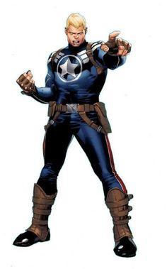 Steve Rogers by Olivier Coipel *