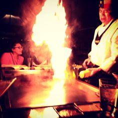 Japan steak house un DC