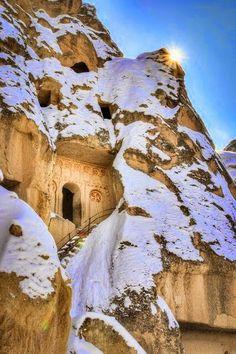 Göreme Kapadokya TÜRKİYE
