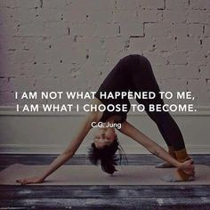 """""""I am not what happened to me. I am what I choose to become"""" #quote #forrestenergy #healingcenter #littlehavana #miami"""