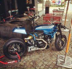 Ducati café Racer Special