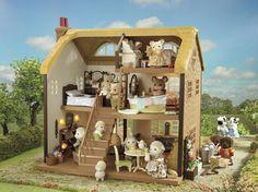 Sylvanian Families - HIGHFIELDS FARMHOUSE