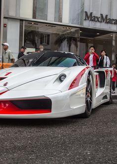 http://yrt.bigcartel.com Ferrari Enzo FXX