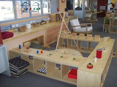 Amazing assortment of Montessori activities for toddlers!