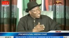 eGistonline Entertainment Magazine: Highlights Of The Presidential Media Chat: Some Of...