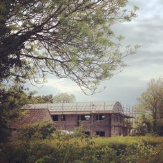 2014 Sustainable Dutch barn conversion to holiday lets, Somerset . © O2i Design Limited All rights reserved