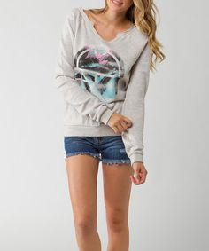 Take a look at this Heather Gray Atwood Sweatshirt by O'Neill on #zulily today!