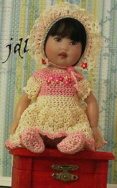 Timeless Gem for Riki, Tompkin, Poppy, Alisha Kish by JDL Doll Clothes