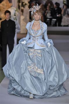 Dior FW 2007 Couture