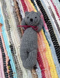 This tiny bear makes a great gift for kids of all ages, and young-at-heart grown-ups.