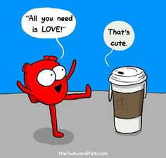 29 Funny and Charming Comics From The Awkward Yeti