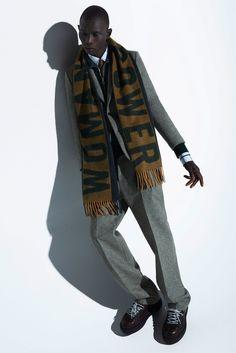 Acne Studios Fall 2015 Menswear Fashion Show