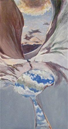 Elisa Contemporary Art Elaine  Galen Split