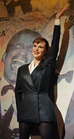 Judy Garland at Madame Tussaud's New York