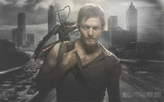 daryl dixon walking dead season 4   The Walking Dead - Daryl Dixon, Edited picture of Daryl Dixon,the ...
