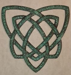 Healers Knot In Bronze With Patina Celtic Symbols with The Most Brilliant Healer Tattoo - Fashion Style Ideas