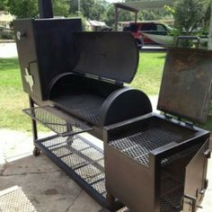 (832)342-4314 heavy duty  custom bbq pits