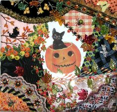 halloween quilts   ll sew this up in another day or two and list it in my Etsy shop.