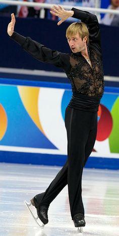 Russia's Evgeni Plushenko a dark horse for 2014 Olympics