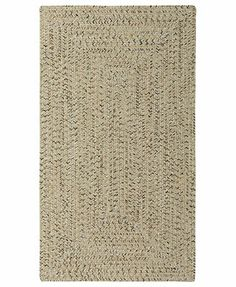 All Weather Braided Rugs Concentric Pattern Outdoor At L Bean Cozy Option For Living Room 8x11 749 M H Pinterest Mudroom And