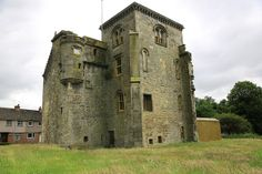 Johnstone Castle (Scotland)