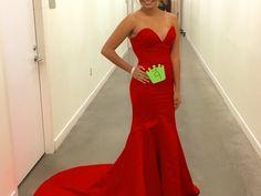 Items For Sale: Strapless Prom Dress http://ift.tt/1T2736Z